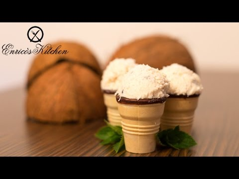 How To Make Ice Cream - Coconut & Almond