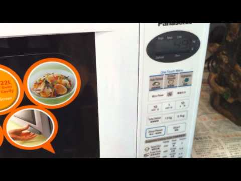 Microwave Cold Hot Pack Testing