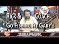 Rick His Dad Go Fish With Gary SOMEONE Gets PRANKED