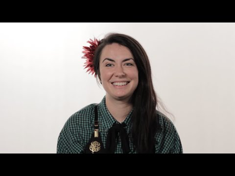 Katrin Snider - Studies in Cinema and Media Culture Undergraduate