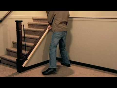 How to Install a Stair Simple Axxys Stair Kit