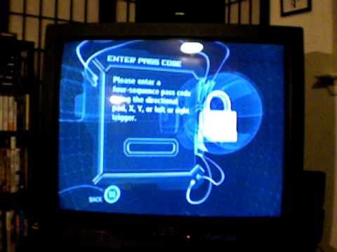 XBOX (disable/change password & parental controls)