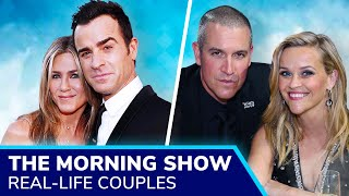 THE MORNING SHOW Actors Real-Life Couples ❤️ Jennifer Aniston, Reese Witherspoon, Steve Carell