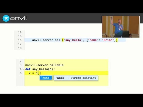 Building a Python Autocompleter at PyCon UK 2017
