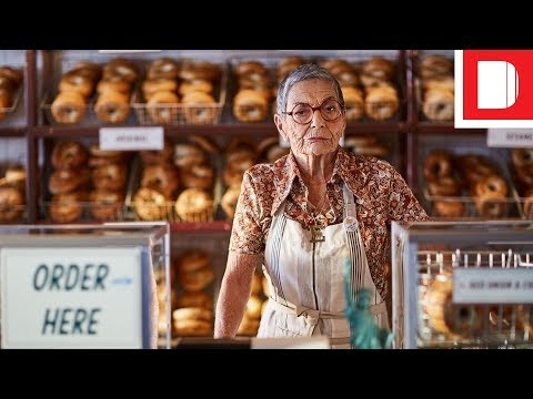 Meet Edna, The New Face Of New York Bakery Co | Anatomy Of An Ad