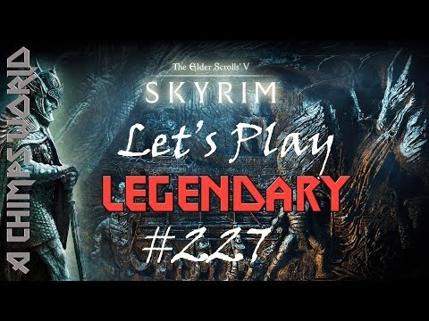 LET'S PLAY_SKYRIM LEGENDARY Part 227 - POTIONS REVISITED