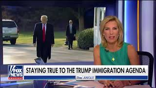 Ingraham Warns Trump Not to Renege on Immigration Promises