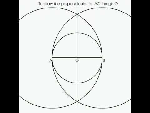 To construct a DODECAGON with ruler (straightedge) and compass
