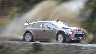 WRC Wales Rally GB 2017  Dyfi