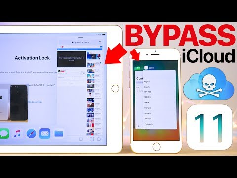 iOS 11 iCloud Bypass on iPad & iPhone - Huge Activation Lock Flaw