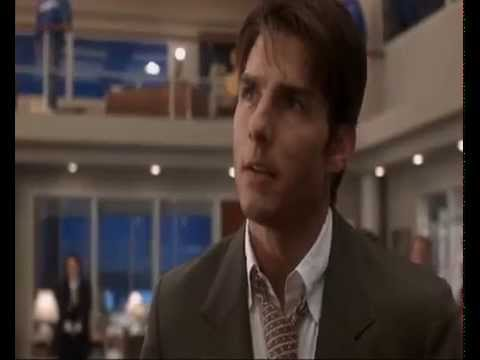 Jerry Maguire - Quitting Scene