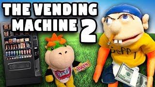 SML Parody: The Vending Machine 2!