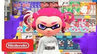 Splatoon 2 - Huge Holiday Updates! - Nintendo Switch