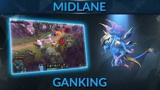 The best way to gank as a mid lane player - Pro Guide by BRINK (7K MMR)