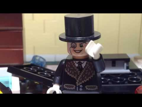LEGO Batman Movie Rebrick Entry 1: Penguin's Preposterous Plot