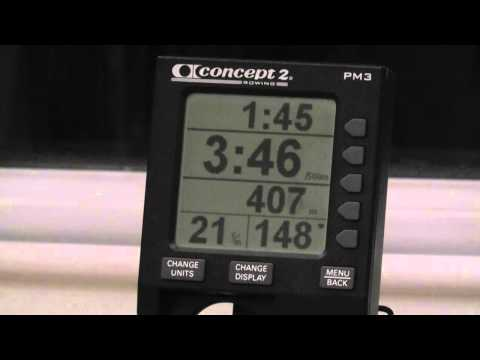 Anaerobic exercise - heart rate response