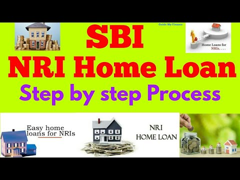 Step by Step Guide on SBI NRI Home Loan   Getting SBI home loan from Abroad