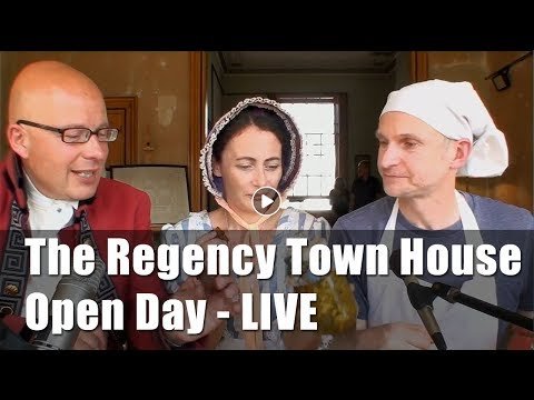 Bald Explorer  WAS LIVE from Regency Town House in Hove