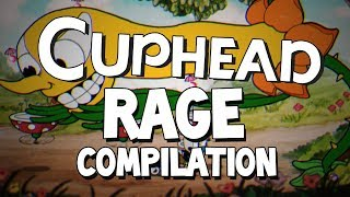 Nothing But Pain! (Cuphead Rage Compilation)