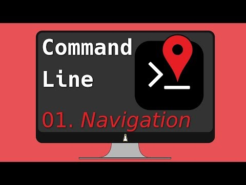 01. NAVIGATING in the Linux Command Line (Tutorial)