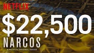 Narcos   Thirty Seconds   Netflix