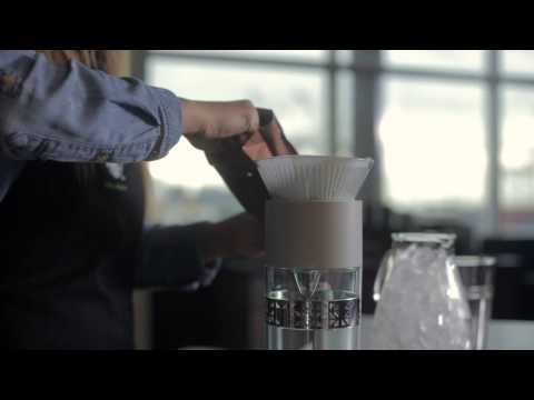 Starbucks How to Brew Iced Pour-Over Coffee