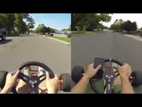Centrifugal Clutch vs Torque Converter - Go Kart Build Part 5