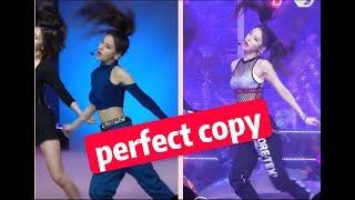 Download (DALLA DALLA)' ITZY YEJI VS YEJI FanCam Video