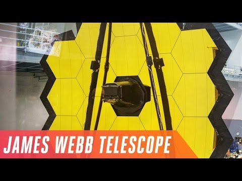 The making of NASA's most powerful space telescope