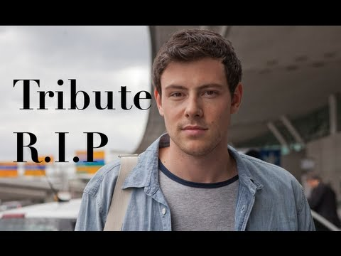 RIP Cory Monteith (TRIBUTE with pictures)