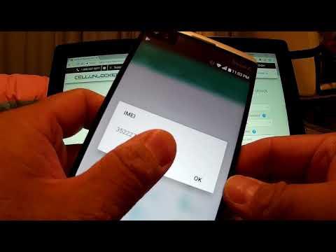 T-Mobile LG V20 App Unlock with Cellunlocker.net