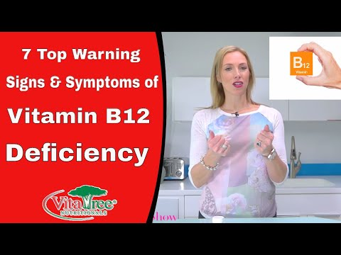 7 Top Warning Signs  and Symptoms of B12 Deficiency - VitaLife Show Episode 219