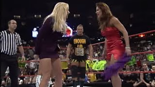 Ivory makes her WWE debut: Raw, Feb. 8, 1999