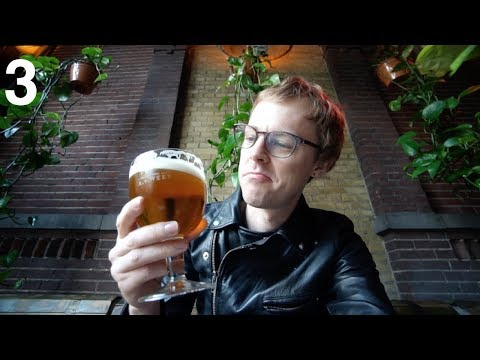 Julian in Amsterdam | Why Are the Dutch so Good at English?