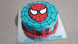 Cantik Menarik Cara Bikin Kue Ultah Super Special Dengan