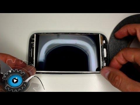 Samsung Galaxy S3 Glas Wechseln Tauschen unter 20€ Reparieren [German/Deutsch] Teil 3