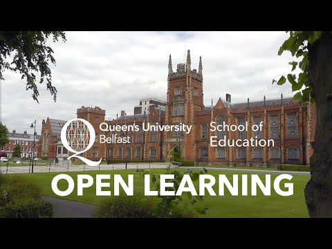 Find your perfect short course with Open Learning at Queen's University Belfast