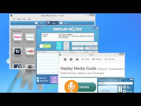 Introduction to the Replay Capture Suite - with the new Replay Radio
