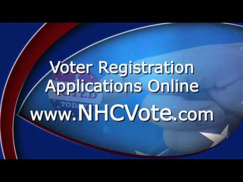 Election 2016: Special Judiciary Primary - Voter Registration
