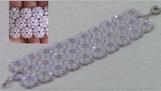 d09a42cd75fb Bisuteria Paso a Paso Beaded Crochet Vivora (Tejiendo con Gancho ...