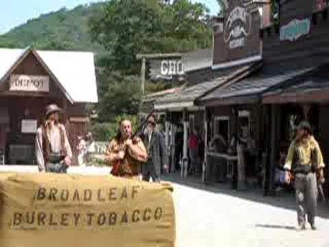 Ghosttown in the sky, Maggie Valley,NC
