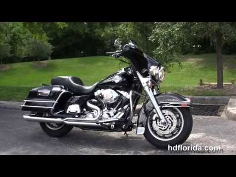 Used 2006 Harley Davidson Ultra Classic Motorcycles for sale.