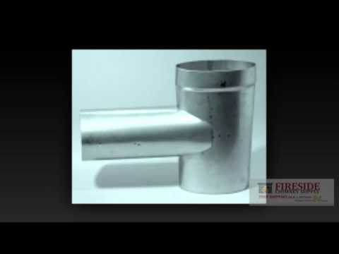 Chimney Liners by Fireside Chimney Supply