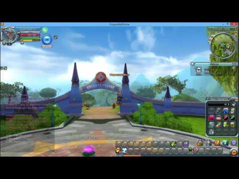 Dragon Ball Z Online  MMORPG 2016 el juego mas divertido para pc de dragon ball