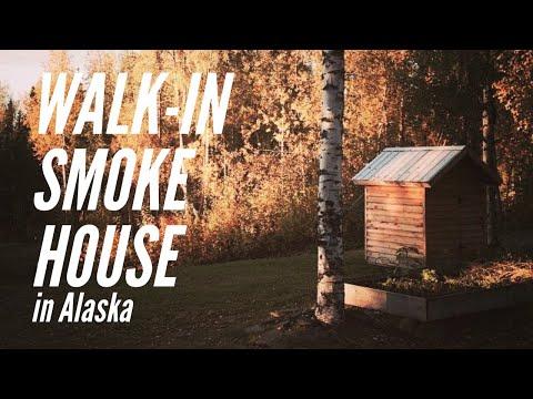 Walk-in Smoke House