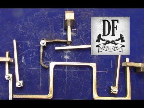 Blacksmithing Project - A Simple Nuremberg Box 8