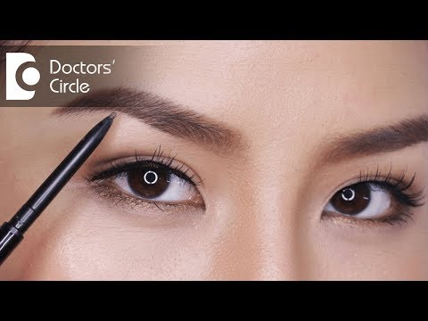 Can Anemia at young age cause grey eyebrows with pigmentation? - Dr. Urmila Nischal