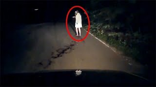 Top 10 Mysterious & Unusual Videos Caught On CCTV Camera