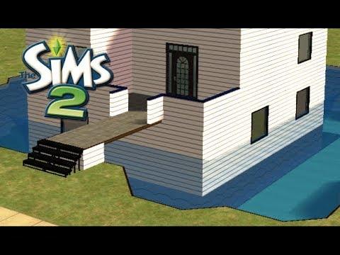 ♢ Tutorial: Underwater Basement ♢ The Sims 2 ♢