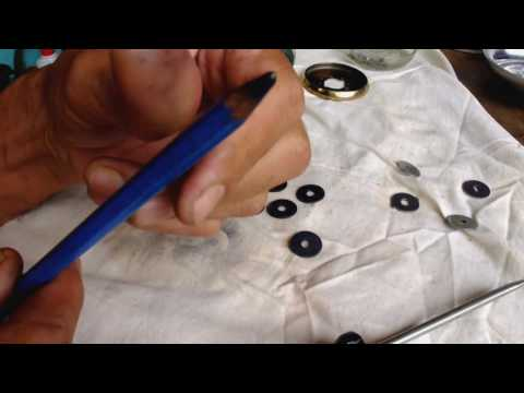how to get a smoother fishing reel drag with a pencil